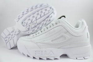 FILA DISRUPTOR II 2 TRIPLE WHITE/WHITE