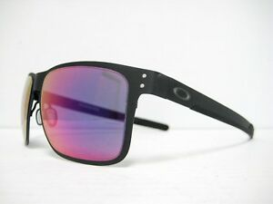 694d01aaeb Image is loading new-authentic-OAKLEY-HOLBROOK-METAL-Sunglass-MATTE-BLACK-
