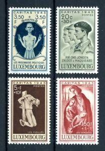 Lussemburgo MiNr. 399-402 post FRESCHI MNH (z503