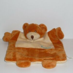 Doudou-Ours-Pampers