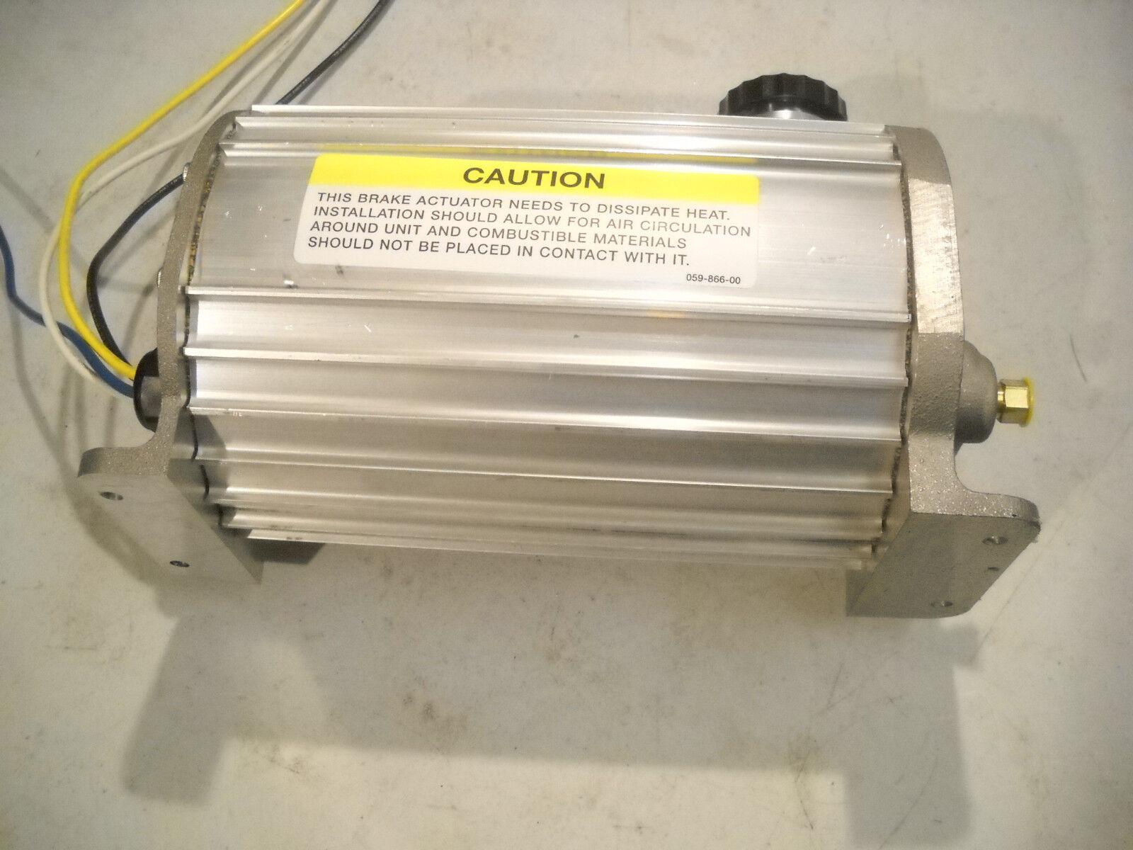 Dexter Electric Over Hydraulic Drum Brake Actuator 1000 Psi Pump Wiring Diagram Trailer Axle Ebay