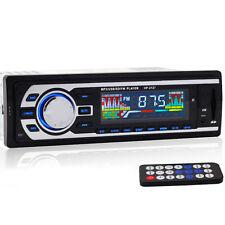 Top Quality Auto Car Stereo Audio In-Dash FM Aux Input Receiver SD USB MP3 Radio