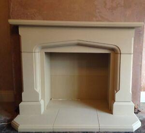 stone fireplace surround tudor new high quality wood burner stove rh ebay co uk