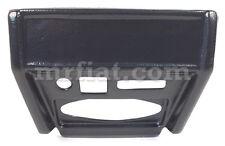 Fiat 124 Spider Black Radio Console Cap 68-78 New
