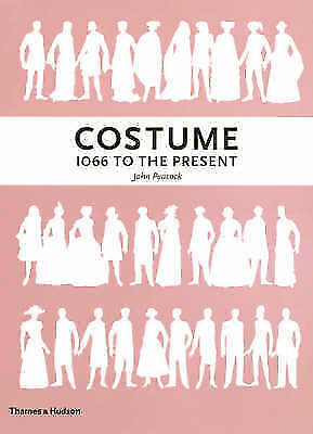 1 of 1 - John Peacock, Costume 1066 to the Present: A Complete Guide to English Costume D