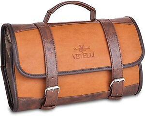 Vetelli Hanging Toiletry Bag for Men Dopp Kit Travel Accessories ... 8552052369078
