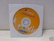 NEW SONIC ROXIO CREATOR BUSINESS HD DVD+CD SOFTWARE