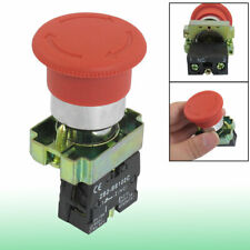 78 Nc Red Mushroom Emergency Stop Push Button Switch 600v 10a Zb2 Be102c
