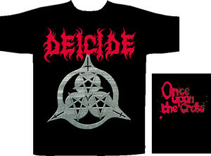DEICIDE-Once-upon-the-cross-T-Shirt