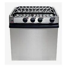 Atwood 52815 3-Burner Range/Oven with Piezo Ignition