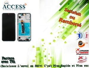 Ecran-LCD-Vitre-Tactile-pour-Huawei-Honor-10-Lite-HRY-LX1-avec-Chassis-Noir