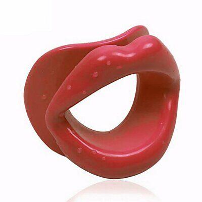 Brillant Silikonkautschuk Gesicht Schlanker Übung Mundstück Muskel Anti-falten