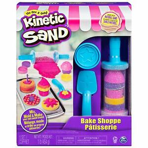 Kinetic-Sand-6045940-Cuisson-Magasin-avec-16-Outils-et-Matrices