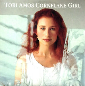 Tori-Amos-CD-Single-Cornflake-Girl-France-VG-EX