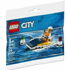 Lego ® Bateau jet-ski 30363 NEW polybag Neuf Non Ouvert