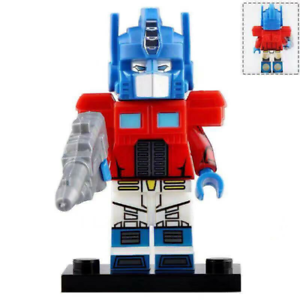 OPTIMUS PRIME TRANSFORMERS G1 MINIFIGURE FIGURE USA SELLER NEW IN PACKAGE