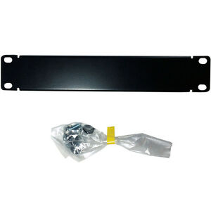 """Enterprise Networking, Servers 10"""" 1u Mini Blanking Rack Patch Panel –module Cover Plate Mount– Data Cabinet At"""