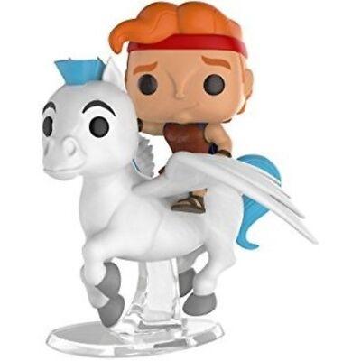 Hercules - Hercules & Pegasus - Funko Pop! Rides Disney: (2018, Toy NUEVO)