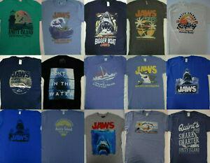 Jaws-Great-White-Shark-Movie-T-Shirt