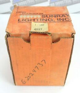 SPECIALTY BULB GENERAL ELECTRIC 12 W 200 LUMENS S8 BASE QTY 2 Lot of 6