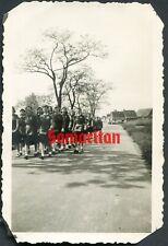 F14 Ww2 Original Photo Of German Wehrmacht Bdm League Of German Girls