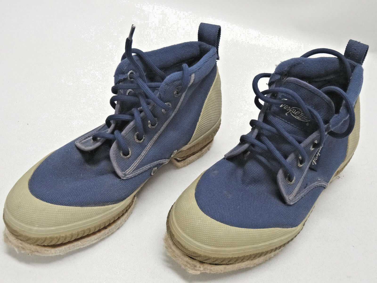 VASQUE FISHING WADING BOOTS W FELT, NAILS -MENS 8.5US 8UK 41-42EU IN EUC