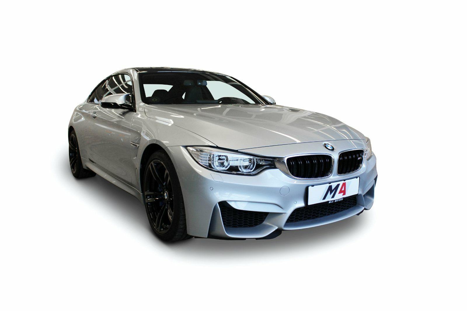 BMW M4 3,0 Coupé aut. 2d