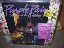 PRINCE purple rain ( r&b ) - STICKER & POSTER - TOP COPY -
