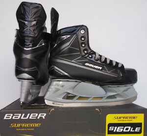 Image Is Loading Bauer Supreme S160 Le Ice Hockey Skates Jr