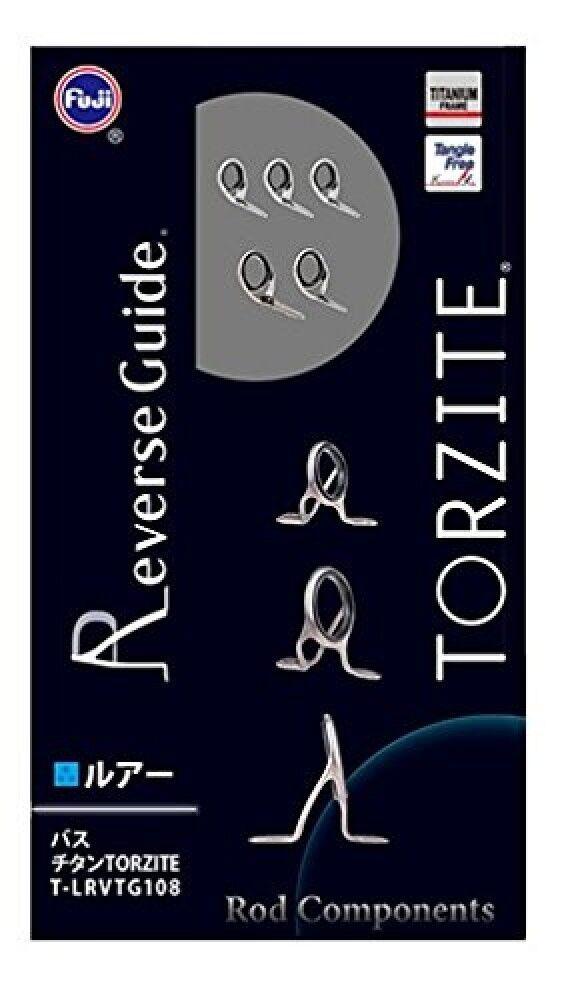 Fuji T-Lrvtg 108 Torzite Ring + Titan Rahmen Stange Stange Stange Herstellung Guss Set  | Bunt,  04eec7