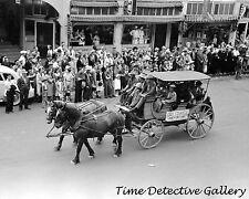 'Go Western' Parade, Billings, Montana - 1939 - Historic Photo Print