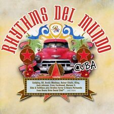 Rhythms del Mundo Cuba (2006, #5301478, feat. Coldplay, U2..) [CD]