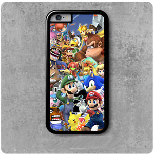 coque iphone 8 mario