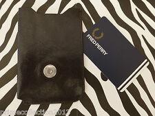 FRED PERRY L91 telefono di Blackberry Custodia in pelle universale Manica Sacchetto nuova con etichetta