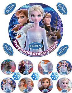 Wilton Disney Frozen Fun Pix pack of 24   FREE US SHIPPING $4.29//each pack
