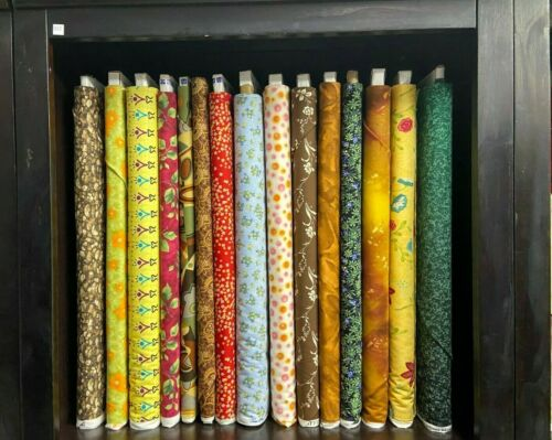 Quilting Fabric 100/% Cotton Sold by Two Yards $4.95 per Yard