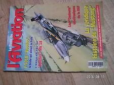 $$u Revue Le Fana de l'Aviation N°310 F-101B Voodoo  Spitfire Mk 18  Canberra