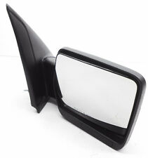 Item  Oem Ford F  Right Side View Mirror Oxford White No Heat Power Fold Scratches Oem Ford F  Right Side View Mirror Oxford White No Heat Power