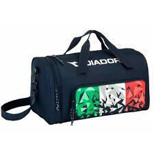 Viaje Bolsa De Deportes Italia Premium Diadora Gimnasio Escuela Bolso de hombre trabajo de vacaciones