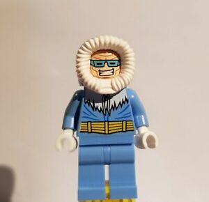 Lego Captain Cold Minifigure Dc Comics Super Heroes 76026 Ebay