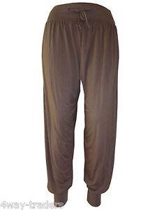 NEW Ladies Girls Printed Harem Pants Cuffed Bottom Ali Baba Hareem Women Trouser