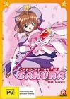 Cardcaptor Sakura - The Movie (DVD, 2014)