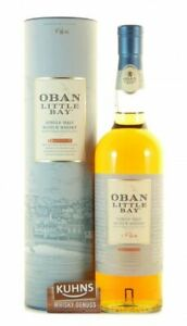 Oban Little Bay Highland Single Malt Scotch Whisky 0,7l, ALC. 43 vol%