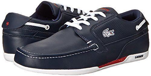 Lacoste Men's Dreyfus Boat shoes