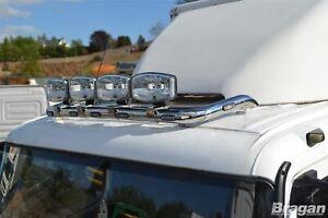 Pour-Mitsubishi-Sterling-360-Inox-Toit-Barre-Lumineuse-B-Jumbo-Pois-Pinces