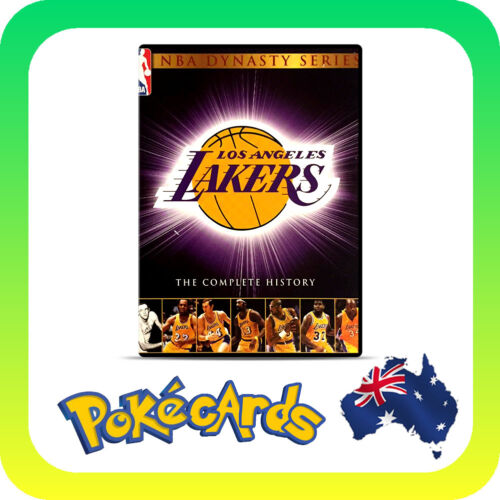 1 of 1 - Dynasty Series : The Complete History Of The Lakers- 10 DISC DVD PRE-OWNED NBA