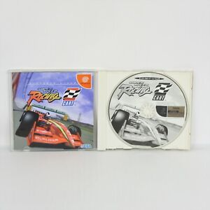 SUPER SPEED RACING Dreamcast Sega dc