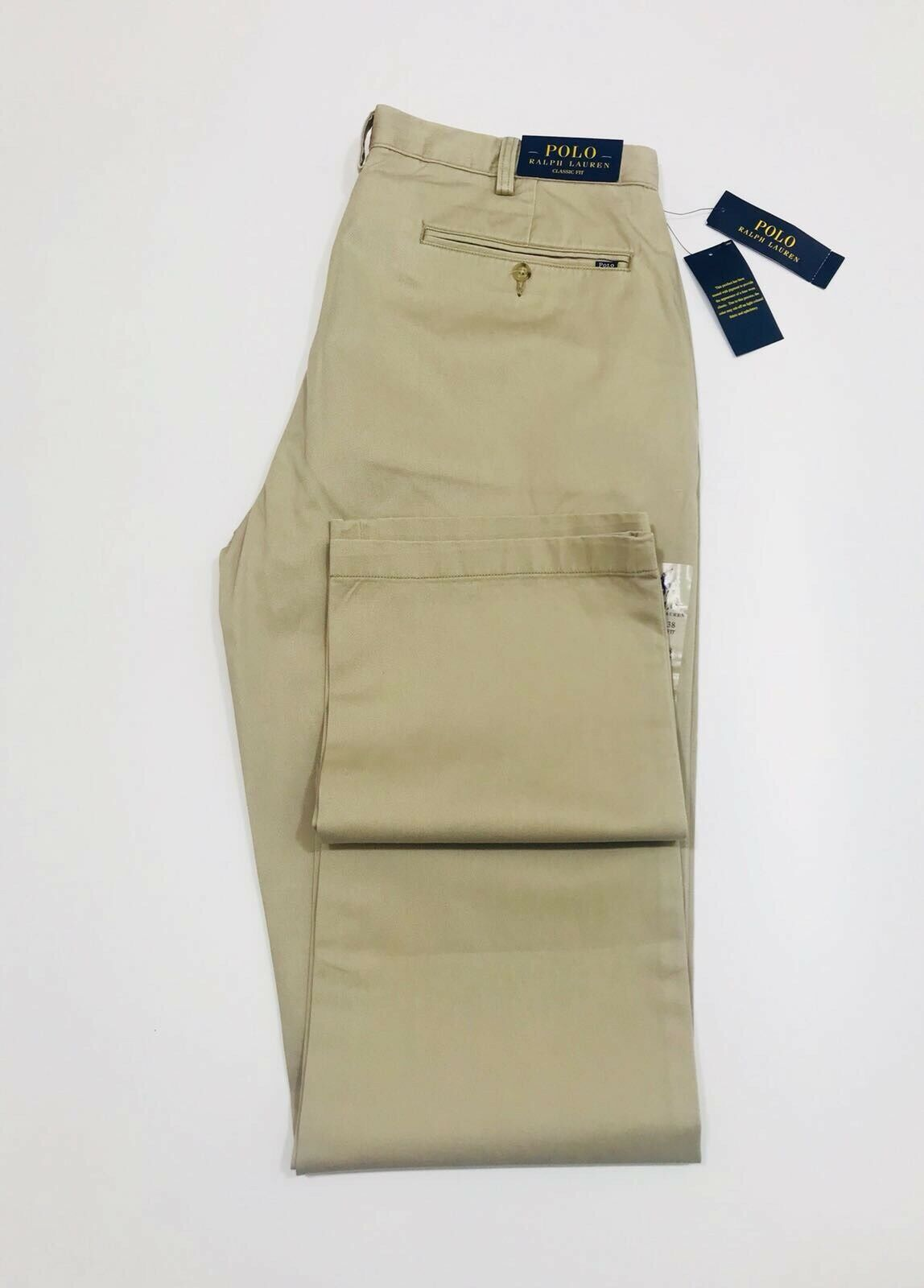 Ralph Lauren CLASSIC FIT CHINO                 (36T 38)