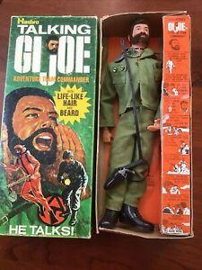 GI Joe Vintage 1974 Adventure Team The Defenders Figure