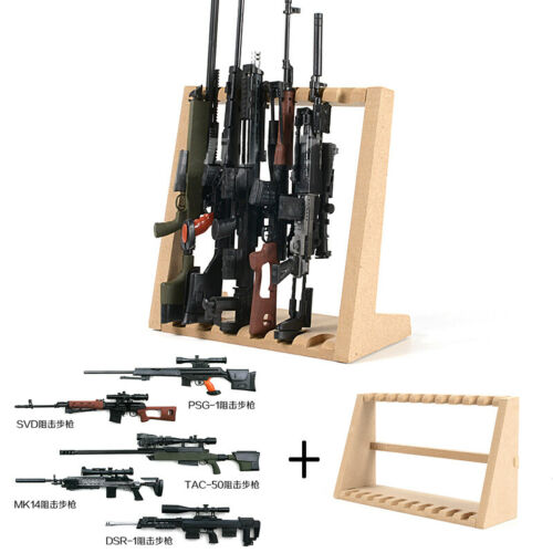 New in Stock Military Swat Guns Weapons SET Army Pack City Team Police M134 Gat